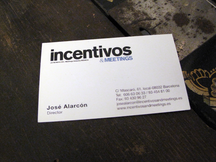 Incentivos & Meetings