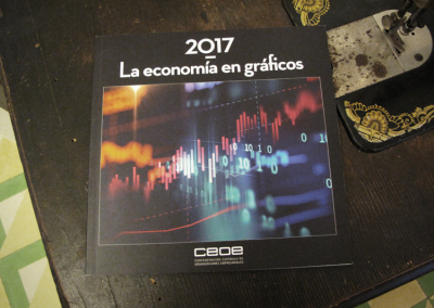 CEOE Economía en gráficos 2017