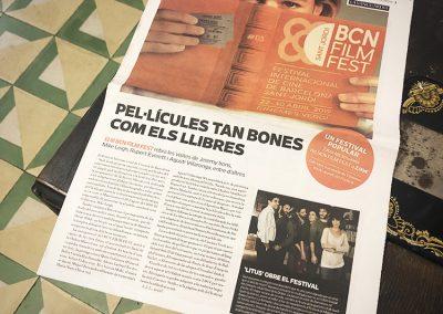 BCN Film Festival 2019